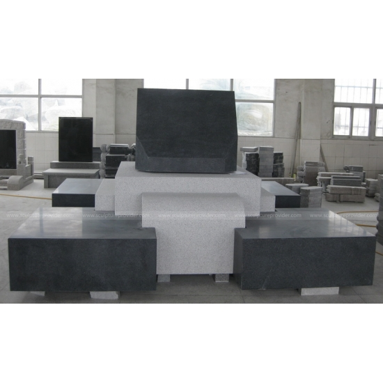 Granite Base Sculpture Abstract Sculpture, Granite Landsape Sculpture, Granite decorative Sculpture